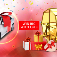 Shop and Win at LULU Hypermarket