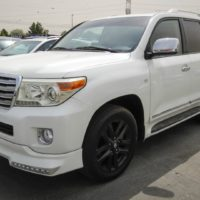 Toyota Land Cruiser VX.R With V8 Badge
