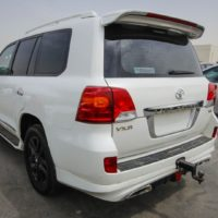 Toyota Land Cruiser VX.R With V8 Badge