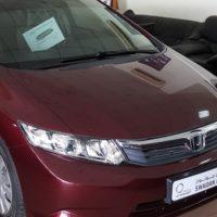 Honda Civic 1.8 LXi 2013 Car for Sale in Dubai