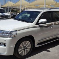 Toyota Land Cruiser 5.7 VXR 2016 Car for Sale in Dubai