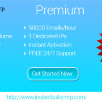 Send unlimited emails using our Bulk SMTP Account, Dedicated Mail Server, VPS mail server