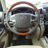 2015 Toyota Land Cruiser V8