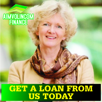 INVEST IN YOUR FUTURE, CONTACT US FOR A LOAN