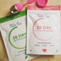 Thin Tea Detox and Fat Burn Blends