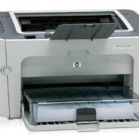 use hp printer 1505