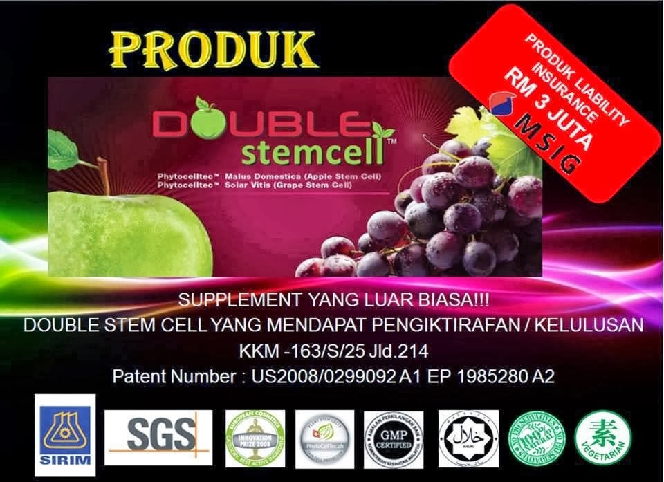 Phytoscience Double Stemcell Kabayan Advertising