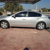 Nissan Altima Model 2008 GCC