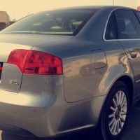AUDI A4 2006 2.0 GCC Specs SILVER (Sports Edition)- Excellent Condition, Done 139,000 KMS