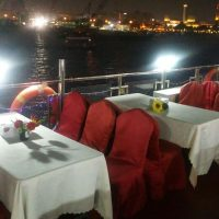 Dhow Cruise Dinner Dubai 55 AED whatapp 00971552337784.
