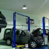 Land Rover Service Center Dubai