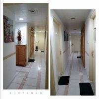 Partition for 1 Filipina located behind Grandstores, Khalidiya. Available