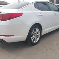 Kia optima Ex Gdi Model 2013