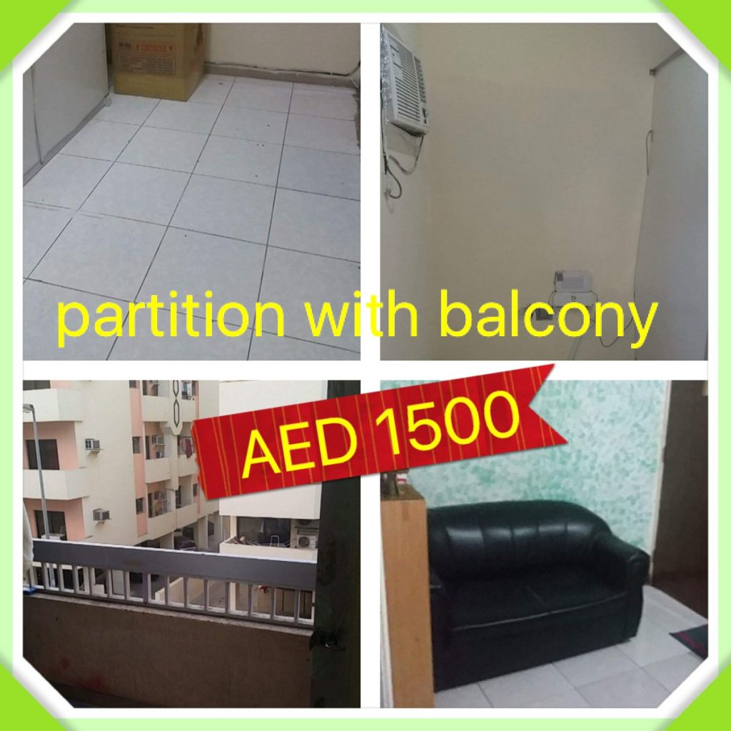 2 Partition Amp Bedspace Available For Kabayan Only Deira
