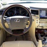 For Sale : 2015 Lexus LX 570 GCC Specs SUV Full Option
