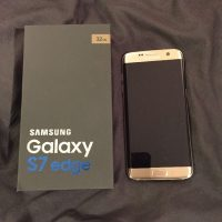Samsung Galaxy S7 Edge Unlocked Original Phone