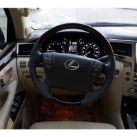 LEXUS LX 570 2013 JEEP – FULL AUTOMATIC