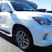LEXUS LX 570 2014 IN PERFECT CONDITION