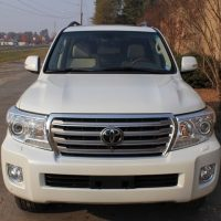 TOYOTA LAND CRUISER 2014 (no accident)