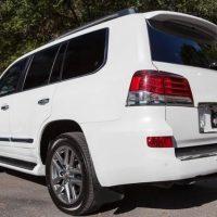 EXPAT SUV LEXUS LX570 2014 CAR