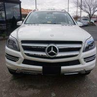 Selling 2015 Mercedes-Benz GL450 4MATIC