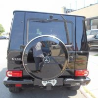 2015 Mercedes-Benz G550 4MATIC