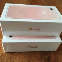 Apple iphone 7 plus inbox sealed