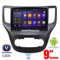 Chana CS35 auto audio radio GPS android Wifi navigation camera