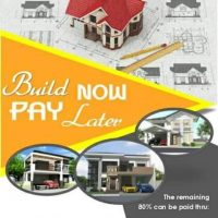 CONSTRUCT NOW,EASY PAY LATER
