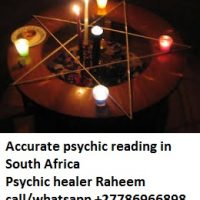 Traditional Healer for Spiritual Guidance & Divine powers to Fix spiritual problems +27786966898