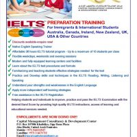 IELTS Preparation Training 0543211937 – Abu Dhabi
