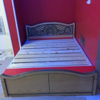 New bed for sale, near Sharjah National Paint