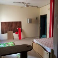 Studio Flat for rent, Separate kitchen, Central ace, central gas- Sharjah National Paint