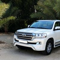 Toyota Land Cruiser 2016 SUV