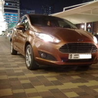 2013 FORD FIESTA HATCHBACK – UAE