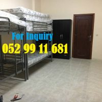 Kabayan Room, Partition & Bed Space in Al Rigga; Call 052 9911 681