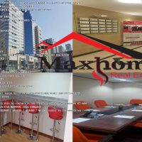 Exclusive amazing fully furnished OFFICES for rent in AL Muhairy Centre Khalidya Abu Dhabi City…