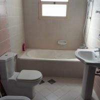 Room with attached bath near ALFOAH for a lady@900 with split AC