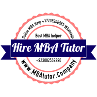 MBA Online Tutor in USA, Dubai, UK, Canada, Dubai, Australia, India, Pakistan, Bangladesh.
