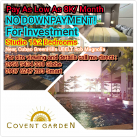 SALE! 8K monthly Only Condo In Santa Mesa Manila City 0%interest NO DP