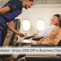 Discover Flydubai Business Class for Less with Extra Discount of 20%