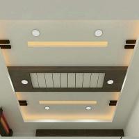 Gypsum Ceiling Contractors in Dubai