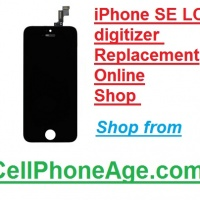 WTS iPhone SE LCD digitizer replacement