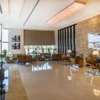 V Hotel Fujairah, UAE.