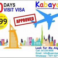 90 DAYS DUBAI VISA- CALL:042369008