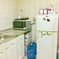 FOR FILIPINO ONLY: Room (Couple / Ladies) & Partition (Ladies) for Rent in Al Qassimia, Near Megamart, Sharjah