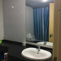 Bedspace for Kabayan Male only(Free Dewa & Net)near dubai mall metro station/Mazaya Center/city walk