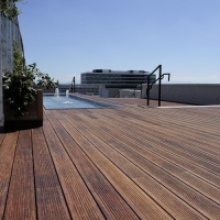 Outdoor Hardwood Flooring Supplier in Middle East