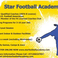 Star Football Academy A Finest Coaching Center Across UAE