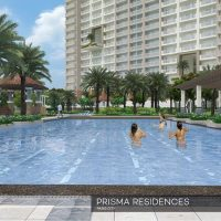 For sale condo unit in Prisma Residences in Pasig, very near BGC & Ortigas